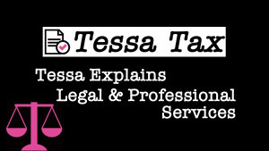 Legal and Professional Services Tax Deduction | Tessa Tax