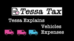 Vehicle Expense Tax Deduction | Tessa Tax